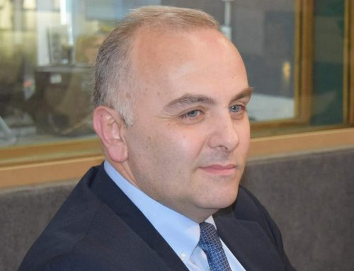 Vladimer Svanadze – Chair of ICC Georgia's Digital Transformation and Cybersecurity Commission